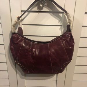 Great American Leather Bag